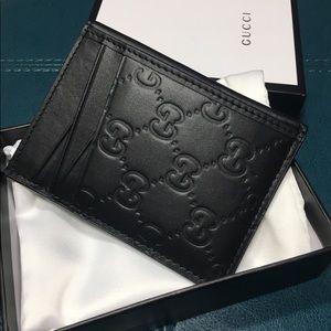 Gucci wallet cardholder